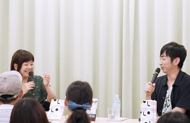 山崎さん(左)と羽田さん(右)