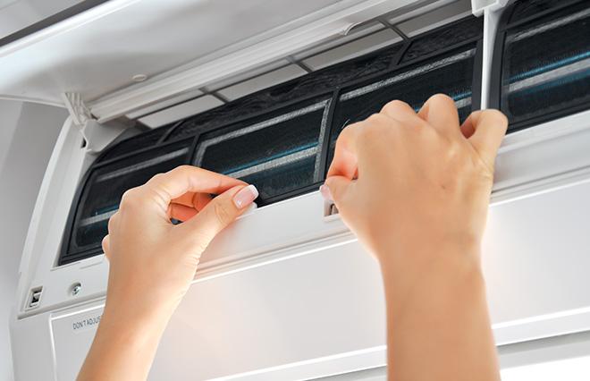 30分以上の送風運転で内部のカビを防止。プロに聞く、エアコン掃除術